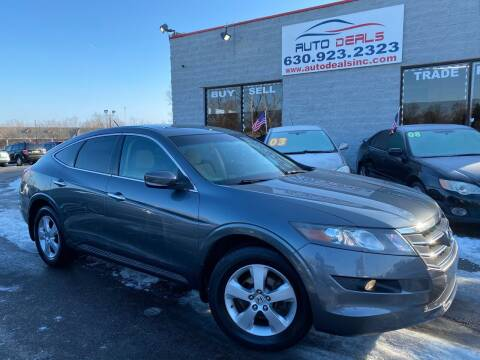 2010 Honda Accord Crosstour for sale at Auto Deals in Roselle IL