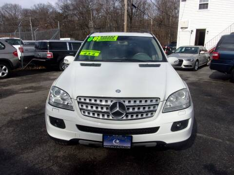 2008 Mercedes-Benz M-Class for sale at Balic Autos Inc in Lanham MD