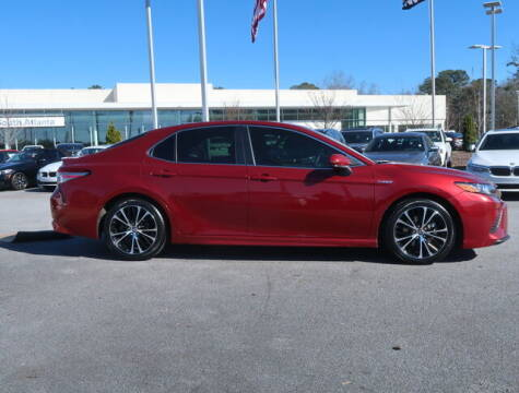 2018 Toyota Camry Hybrid for sale at Southern Auto Solutions - BMW of South Atlanta in Marietta GA
