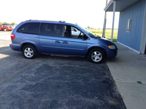 2007 Dodge Grand Caravan for sale at Kevin's Motor Sales in Montpelier OH