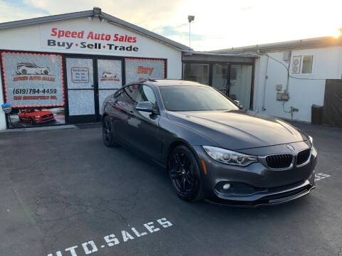 2015 BMW 4 Series for sale at Speed Auto Sales in El Cajon CA