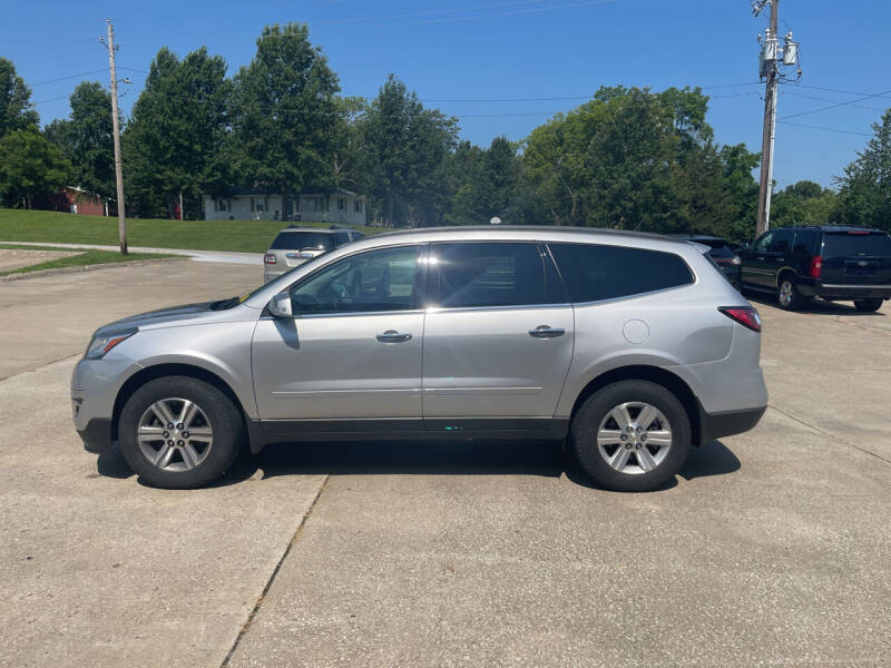 2015 Chevrolet Traverse for sale at Truck and Auto Outlet in Excelsior Springs MO