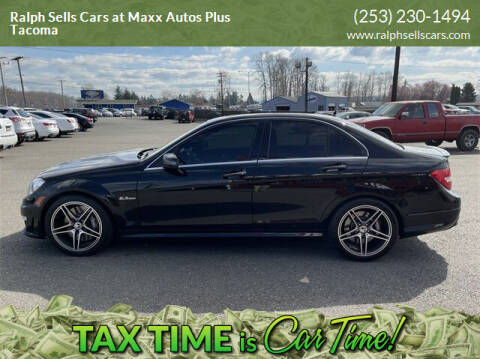 2013 Mercedes-Benz C-Class for sale at Ralph Sells Cars at Maxx Autos Plus Tacoma in Tacoma WA