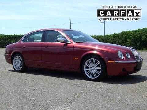2008 Jaguar S-Type for sale at Atlantic Car Company in East Windsor CT