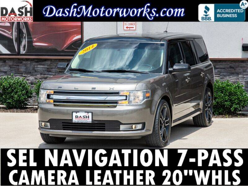 2014 Ford Flex for sale in Houston, TX