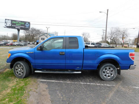 2010 Ford F-150 for sale at WOOD MOTOR COMPANY in Madison TN