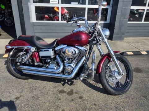 2007 Harley-Davidson FXDL for sale at Goodfella's  Motor Company in Tacoma WA