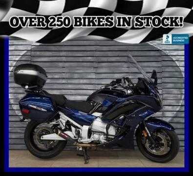 2016 Yamaha FJR1300 for sale at AZMotomania.com in Mesa AZ