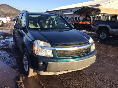 2006 Chevrolet Equinox for sale at Troys Auto Sales in Dornsife PA