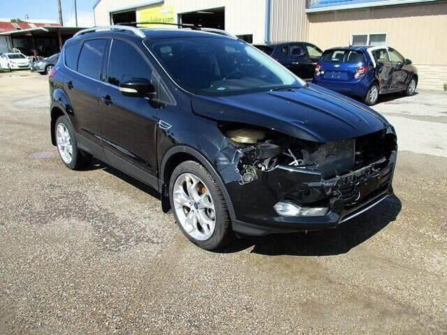 2014 Ford Escape for sale at Northeast Iowa Auto Sales - Repairables in Hazleton IA