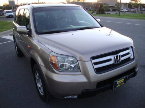 2006 Honda Pilot for sale at Shell Motors in Chantilly VA