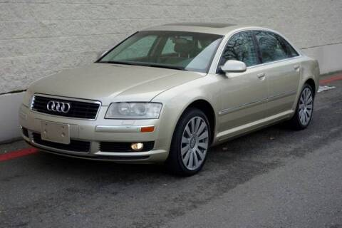 2004 Audi A8 L for sale at West Coast Auto Works in Edmonds WA