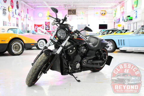 2007 Harley Davidson V-Rod for sale at Classics and Beyond Auto Gallery in Wayne MI