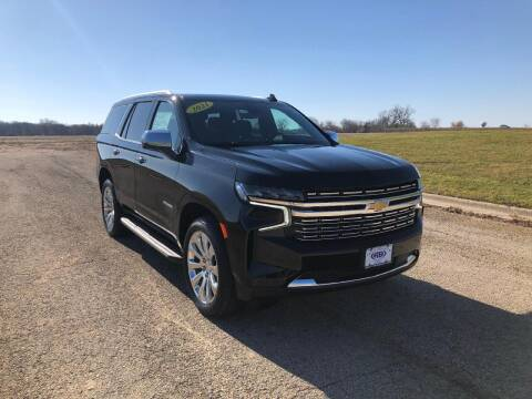 2021 Chevrolet Tahoe for sale at Alan Browne Chevy in Genoa IL