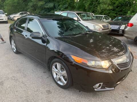 2012 Acura TSX for sale at Philip Motors Inc in Snellville GA