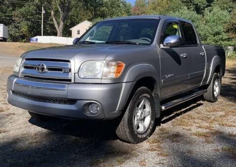 2006 Toyota Tundra for sale at Father & Sons Auto Sales in Leeds NY