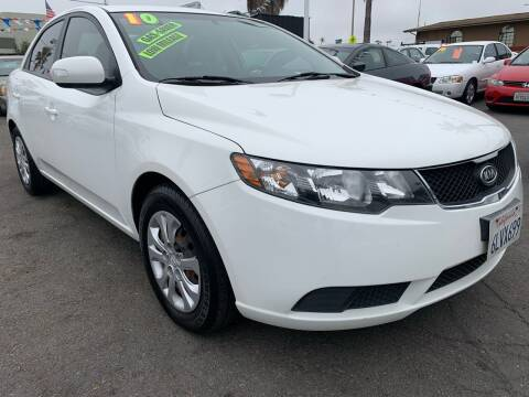 2010 Kia Forte for sale at North County Auto in Oceanside CA