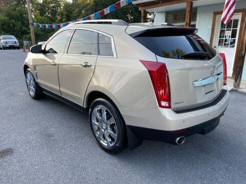 2012 Cadillac SRX for sale at Elite Auto Sales Inc in Front Royal VA