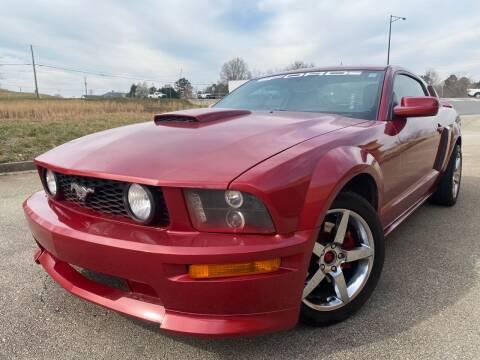 2008 Ford Mustang for sale at Gwinnett Luxury Motors in Buford GA