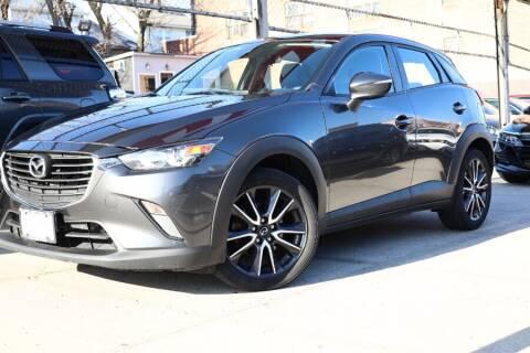 2018 Mazda CX-3 for sale at HILLSIDE AUTO MALL INC in Jamaica NY