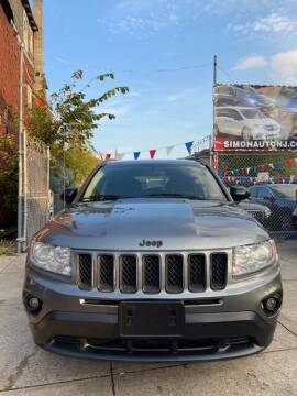 2011 Jeep Compass for sale at Simon Auto Group in Newark NJ