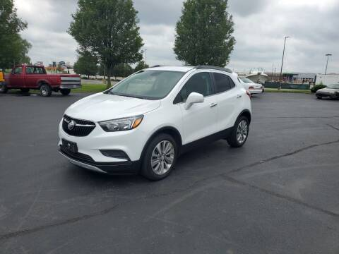 2017 Buick Encore for sale at Boardman Auto Exchange in Youngstown OH