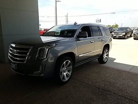 2020 Cadillac Escalade for sale at Jerry's Buick GMC in Weatherford TX