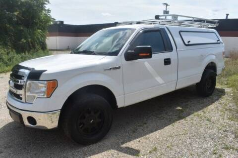 2014 Ford F-150 for sale at Paris Motors Inc in Grand Rapids MI