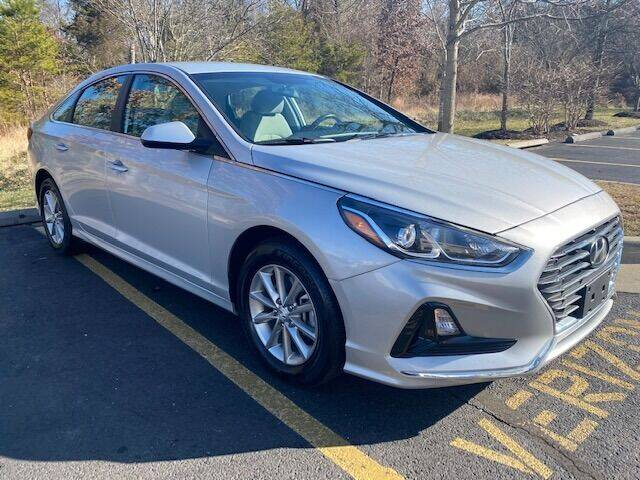 2019 Hyundai Sonata for sale at Pleasant Auto Group in Chantilly VA