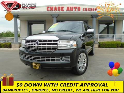 2011 Lincoln Navigator L for sale at Chase Auto Credit in Oklahoma City OK