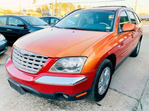 2006 Chrysler Pacifica for sale at Auto Space LLC in Norfolk VA