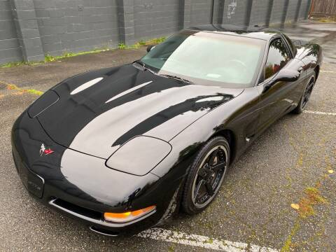 2000 Chevrolet Corvette for sale at APX Auto Brokers in Lynnwood WA