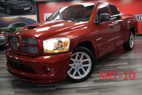 2006 Dodge Ram Pickup 1500 SRT-10 for sale at Icon Exotics in Houston TX