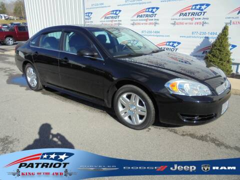 2013 Chevrolet Impala for sale at PATRIOT CHRYSLER DODGE JEEP RAM in Oakland MD