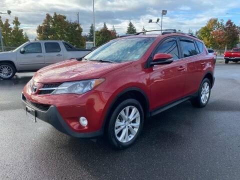 2013 Toyota RAV4 for sale at Vista Auto Sales in Lakewood WA
