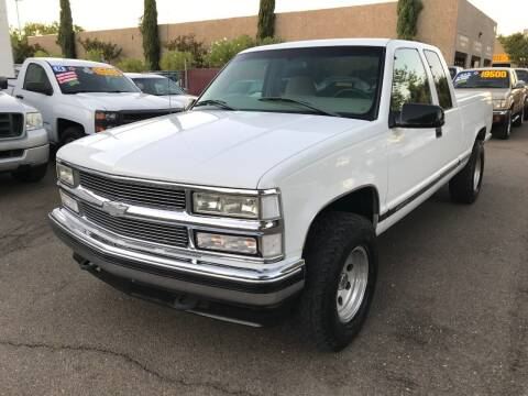 1998 Chevrolet C/K 1500 Series for sale at C. H. Auto Sales in Citrus Heights CA