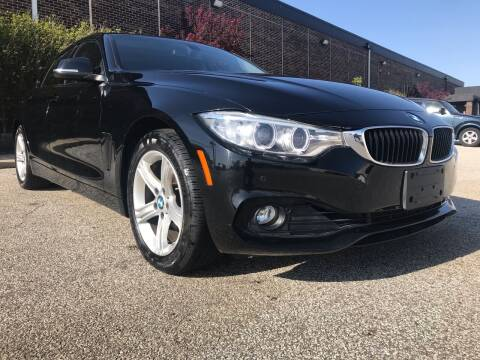 2015 BMW 4 Series for sale at Classic Motor Group in Cleveland OH