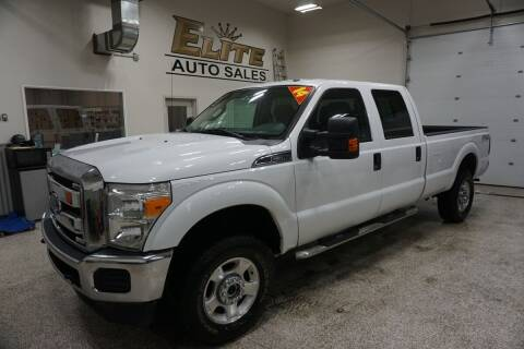 2014 Ford F-350 Super Duty for sale at Elite Auto Sales in Ammon ID