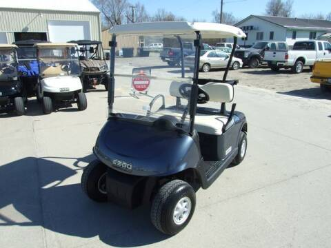 2015 E-Z-GO RXV for sale at Koop's Sales and Service in Vinton IA