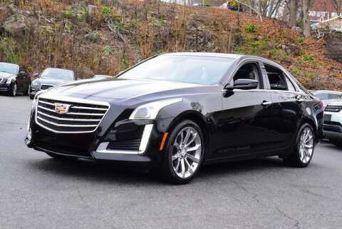 2017 Cadillac CTS for sale at Automall Collection in Peabody MA