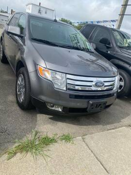 2010 Ford Edge for sale at Bob Luongo's Auto Sales in Fall River MA