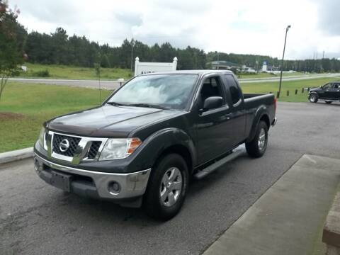 2010 Nissan Frontier for sale at Anderson Wholesale Auto in Warrenville SC