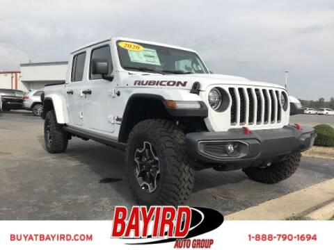 2020 Jeep Gladiator for sale at Bayird Truck Center in Paragould AR
