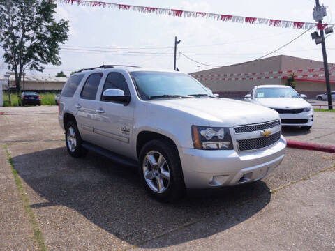 2014 Chevrolet Tahoe for sale at BLUE RIBBON MOTORS in Baton Rouge LA