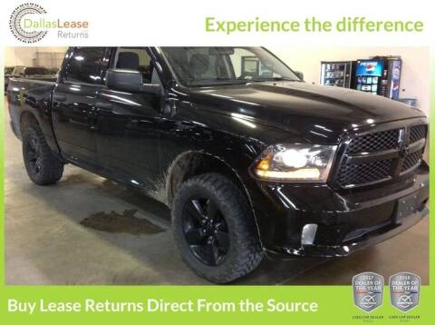 2014 RAM Ram Pickup 1500 for sale at Dallas Auto Finance in Dallas TX