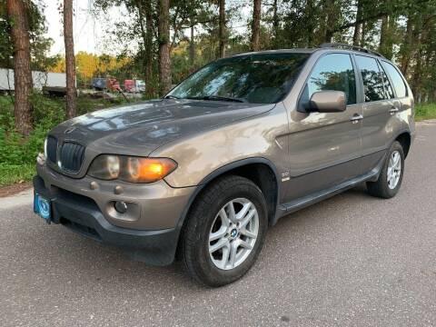 2006 BMW X5 for sale at Next Autogas Auto Sales in Jacksonville FL