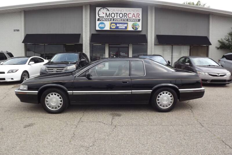 1992 Cadillac Eldorado for sale at Grand Rapids Motorcar in Grand Rapids MI