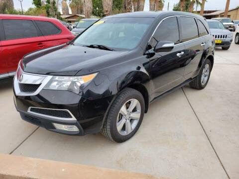 2013 Acura MDX for sale at A AND A AUTO SALES in Gadsden AZ