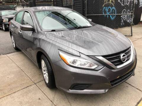 2017 Nissan Altima for sale at Buy Here Pay Here Auto Sales in Newark NJ