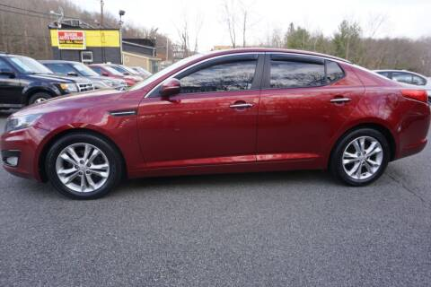 2013 Kia Optima for sale at Bloom Auto in Ledgewood NJ